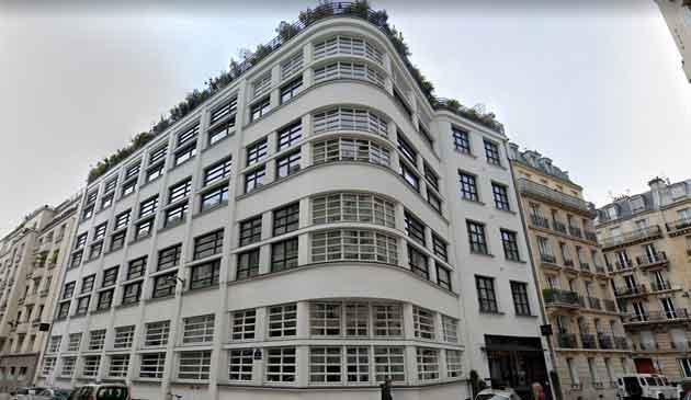 Hôtel 5 Codet à Paris (75)